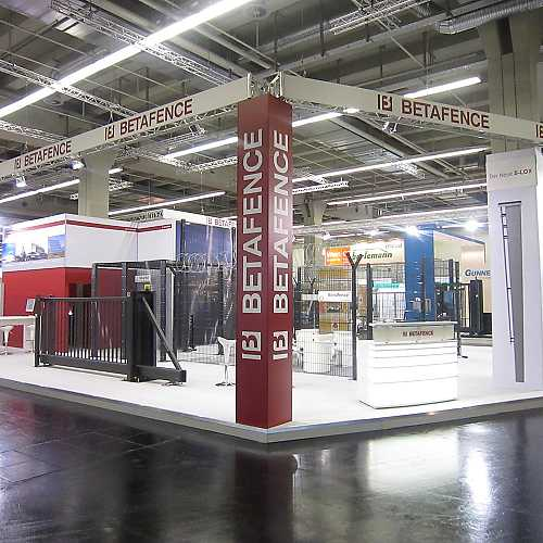 Messe - Corporate Messestand