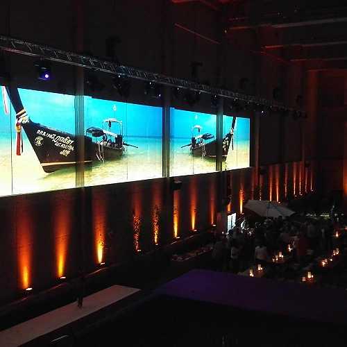 Veranstaltungstechnik - Projektion